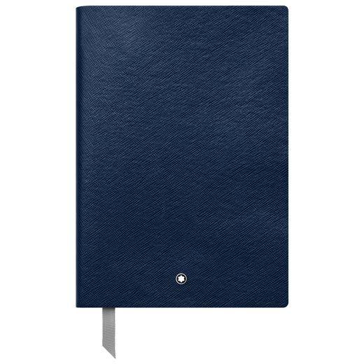 Montblanc Fine Stationery Lined Indigo Notebook #146 A5