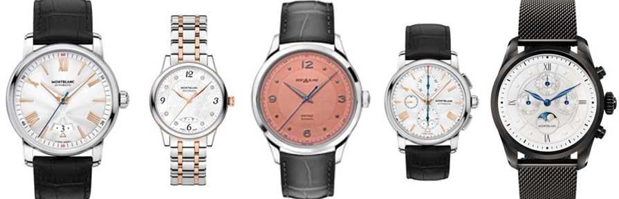Montblanc Watches & Smartwatches