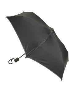 The TUMI Auto Close Small Black Umbrella