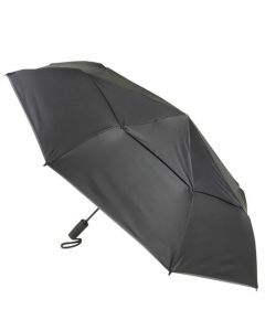 The TUMI Auto Close Large Black Umbrella