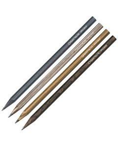 These Caran d'Ache Les Crayons de la Maison Ed. No.8 are made of graphite.
