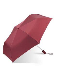 The Lexon Capsule Burgundy Umbrella