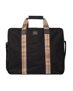 This is the Paul Smith Signature Stripe & Black Men's Suit Carrier.