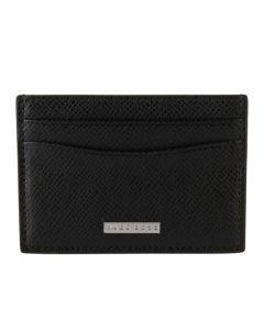 The BOSS Black Signature 4CC Card Holder