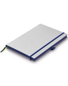 The Lamy Ocean Blue Hardcover Ruled Notebook A5