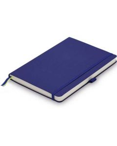 The LAMY Blue A6 Softcover Ruled Notebook A6
