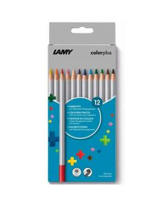 This is the LAMY Pack of 12 Colourplus Pencils.