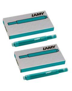 The LAMY T10 Turmaline Ink Cartridge