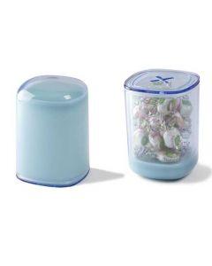 The Lexon Secret Storage Box Light Blue
