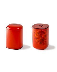 The Lexon Secret Storage Box Orange