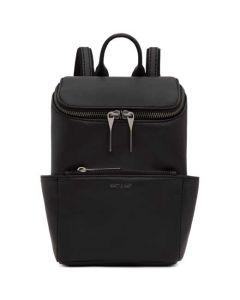 The Matt & Nat Dwell Collection Black BRAVE MINI Backpack