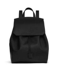 The Matt & Nat Dwell Collection Black MUMBAI Backpack