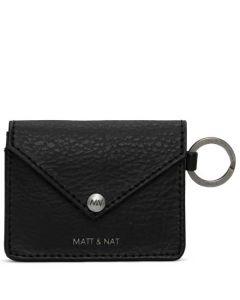 The Matt & Nat Dwell Collection Black OZMA Coin Purse