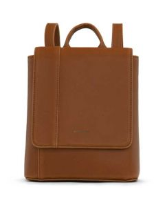 The Matt & Nat Vintage Collection Chili Matte Nickel DEELY Mini Backpack