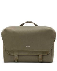 The Matt & Nat Canvas Collection Olive MARTEL Messenger Bag