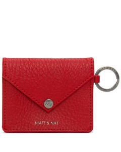The Matt & Nat Dwell Collection Red OZMA Coin Purse