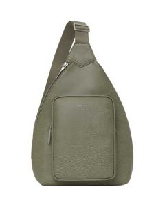 This is the Matt & Nat Dwell Collection Matcha ORV Sling Bag.