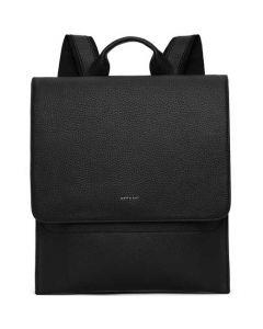 This is the Matt & Nat Purity Collection Black Slim MAVI Backpack.