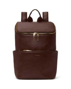 This is the Matt & Nat Dwell Collection Woodland BRAVE Backpack.