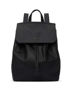 This is the Matt & Nat Purity Collection Black MUMBAI MED Backpack.