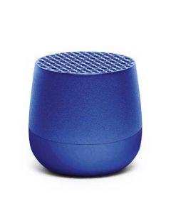 The Lexon Mino Blue Mini Rechargeable Bluetooth Speaker