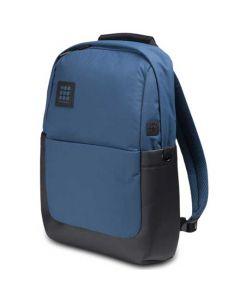 The Moleskine ID Boreal Blue Go Backpack