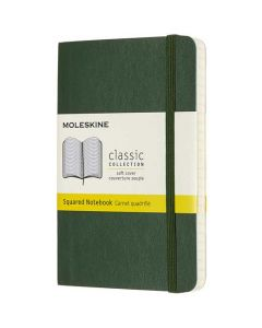 This Moleskine Green Notebook is part of their Classic Collection.