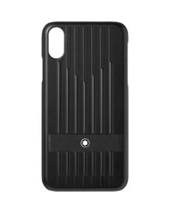 This iPhone XR case is by montblanc.