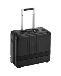 This trolley pilot has been designed by Montblanc as part of their #MY4810 range.
