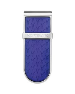 This is the Montblanc Mineral Glass Meisterstück Le Petit Prince Money Clip.