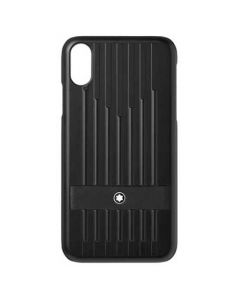 This Montblanc iPhone case is designed to fit the XS.