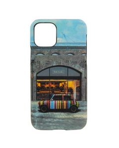 This is the Paul Smith iPhone 11 Pro Mini Kings Cross Print Case.