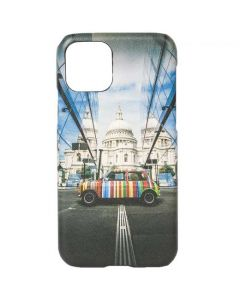 This is the Paul Smith iPhone 11 Pro Mini Print Case.