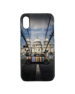 This is the Paul Smith iPhone X Mini Print Case.