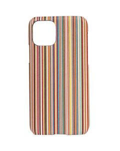 This is the Paul Smith iPhone 11 Pro Signature Stripe Case.