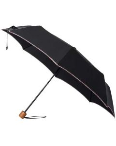 The Paul Smith Black Multicoloured Umbrella