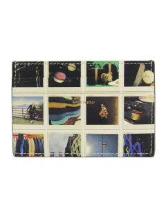 The Paul Smith Black Instant Photo Cardholder 3CC
