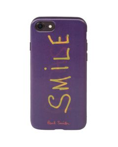 The Paul Smith 'Smile Please' Violet Lenticular iPhone 7 Case