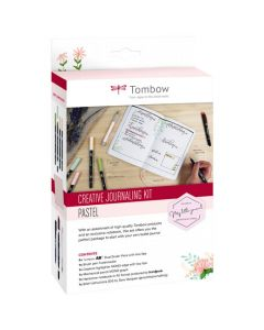 This is the Tombow Pastel Creative Journaling Kit.