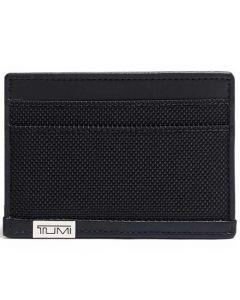 The TUMI Alpha Black Slim Card Case