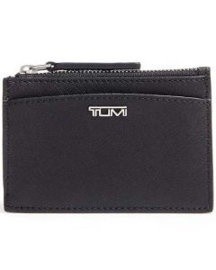 The TUMI Belden Black Zipped Card Case.