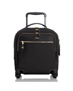The TUMI Voyageur Osona Black Nylon Compact Carry-On