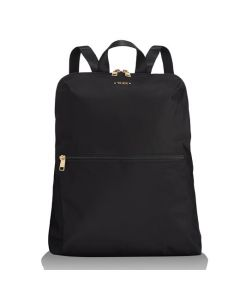 The TUMI Voyageur Just In Case Black Travel Backpack