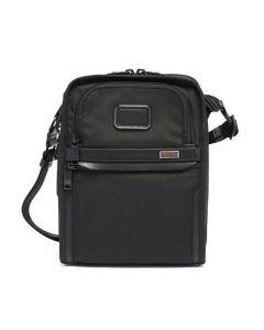 The TUMI Alpha 3 Black Expanding Pocket Bag