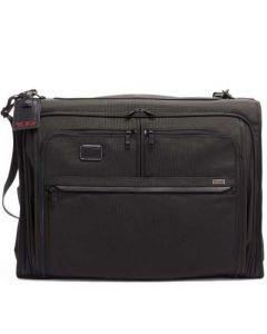 The TUMI Alpha 3 Black Classic Garment Bag
