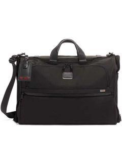 Black Alpha 3 Carry On Tri-Fold Garment Bag