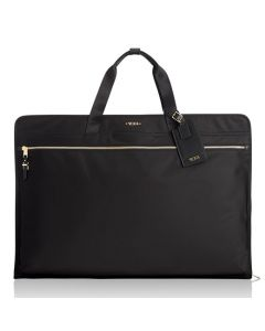 The TUMI Voyageur Odessa Black Nylon Garment Bag
