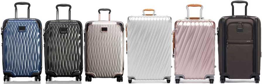 TUMI Suitcases