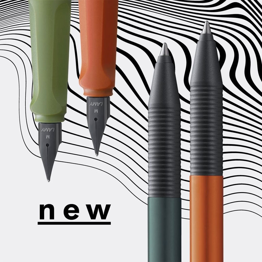 LAMY 2021 Special Editions