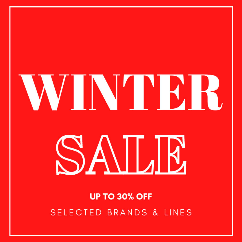2021 Winter Sale